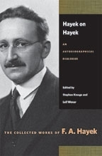 an introduction to the life of friedirch august von hayek Current information and listing of economic research for friedrich august von hayek with  introduction to macroeconomic dynamics  thought and life:.